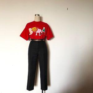 Ultimate Ltd - Red Boracay Tourist T-Shirt